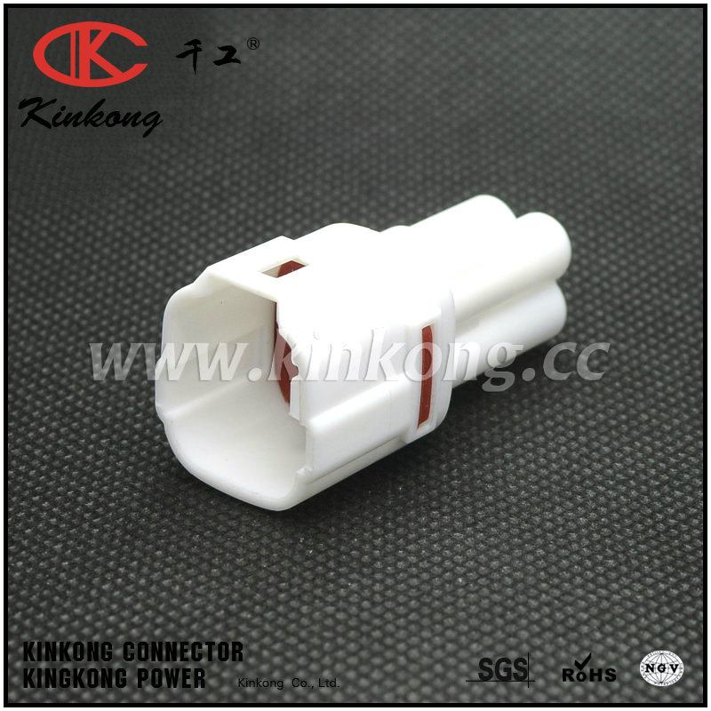 4 Pin Male Electrical Wire Connector 6188 0004