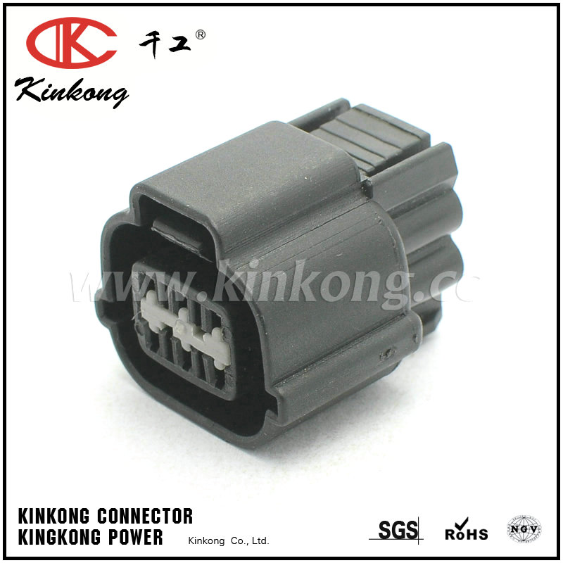 PB535-06027 6 pole receptacle Idle Speed Motor Connector For Mitsubishi CKK7061C-1.2-21