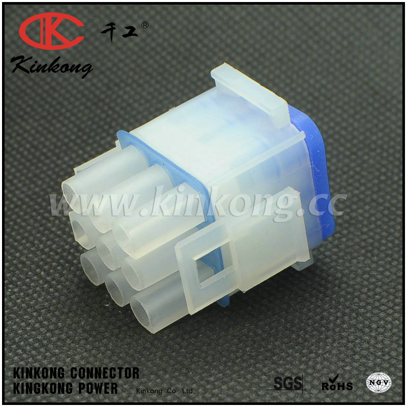 9 way female waterproof auto connector sockets for Tyco CKK3091-2.1-21
