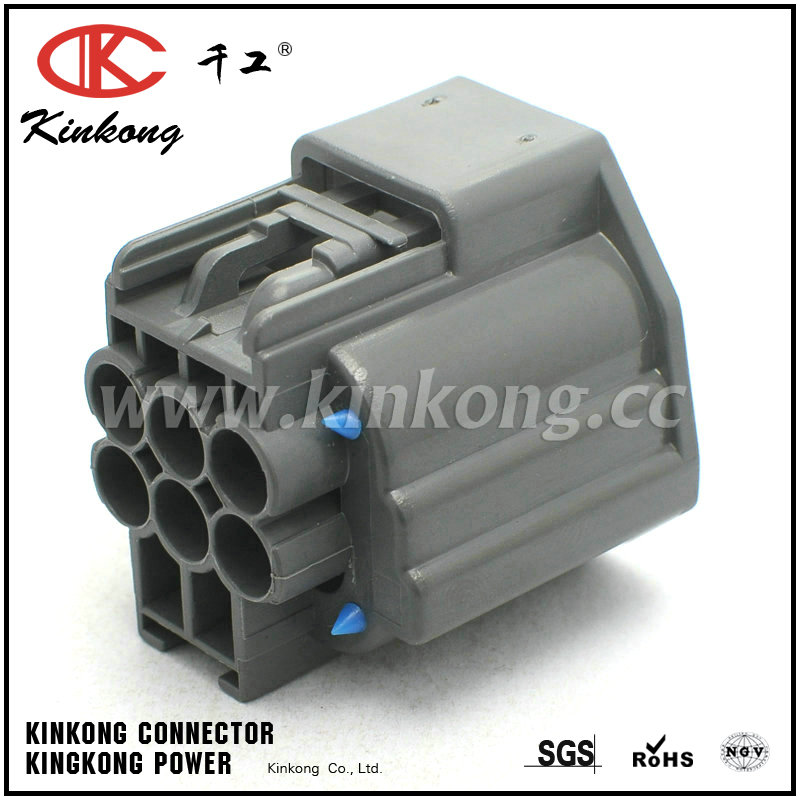 6 Way Female For Car Waterproof Automotive Electrical