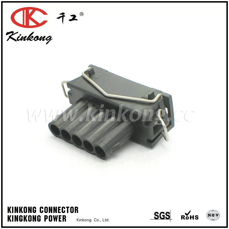 5 Pin waterproof female Auto Electrical Wire Harness Connector automobile connector housing   CKK7052-3.5-21