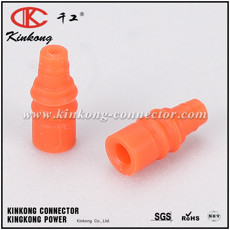 7158-3167-80 automotive plug silicone rubber seal
