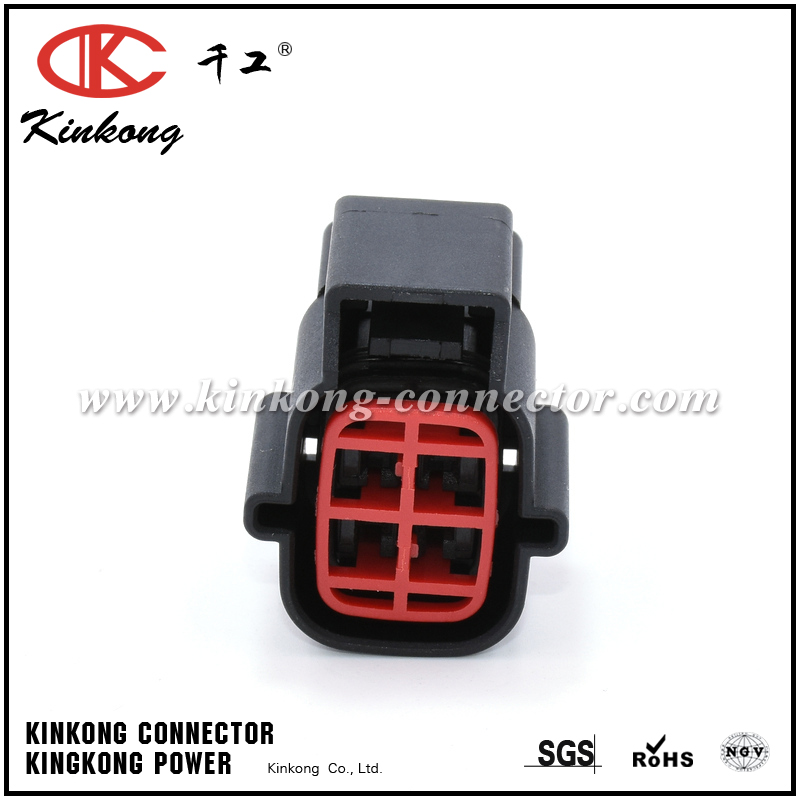 Kinkong 4 pin female connector for FORD E-3938 WPT-182(Tin