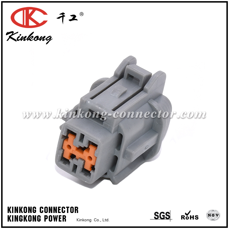 6185-1171 4 pin female electric wire connectors car connector ...