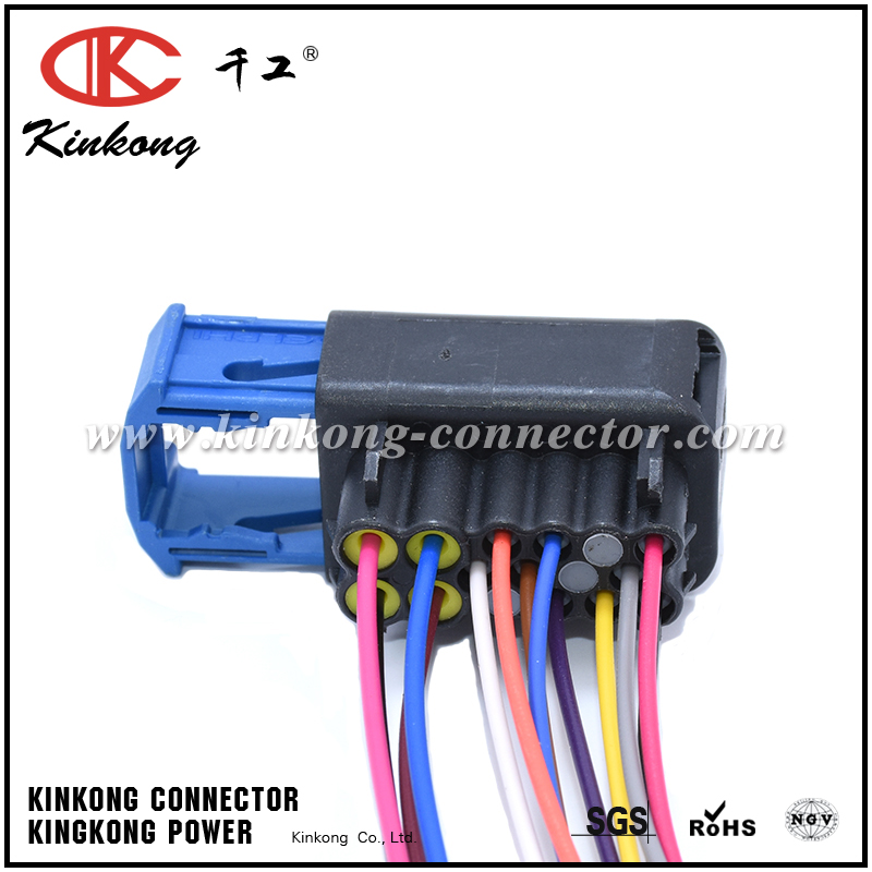 delphi wiring harness connectors diy wiring diagrams u2022 rh dancesalsa co Delphi Electrical Connectors Delphi PA66 Connector