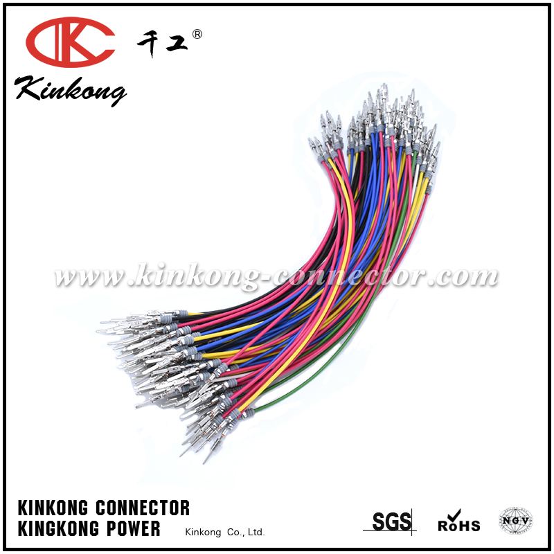 Custom Automotive Wiring Harness Cable Assembly With