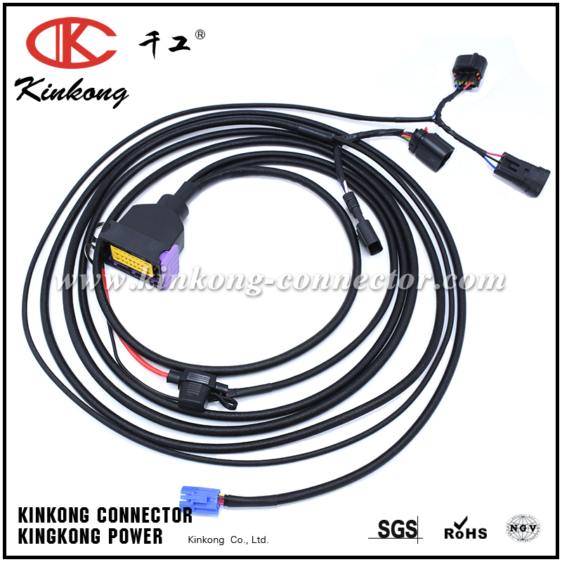 Oem Automotive Wiring Harness : Oem automotive wire harness