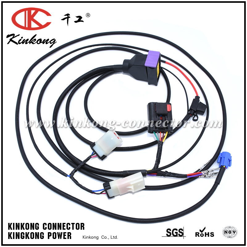 oem automotive wiring harness 3. Black Bedroom Furniture Sets. Home Design Ideas