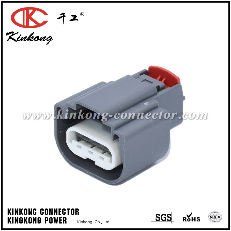3 way receptacle auto connection 160073