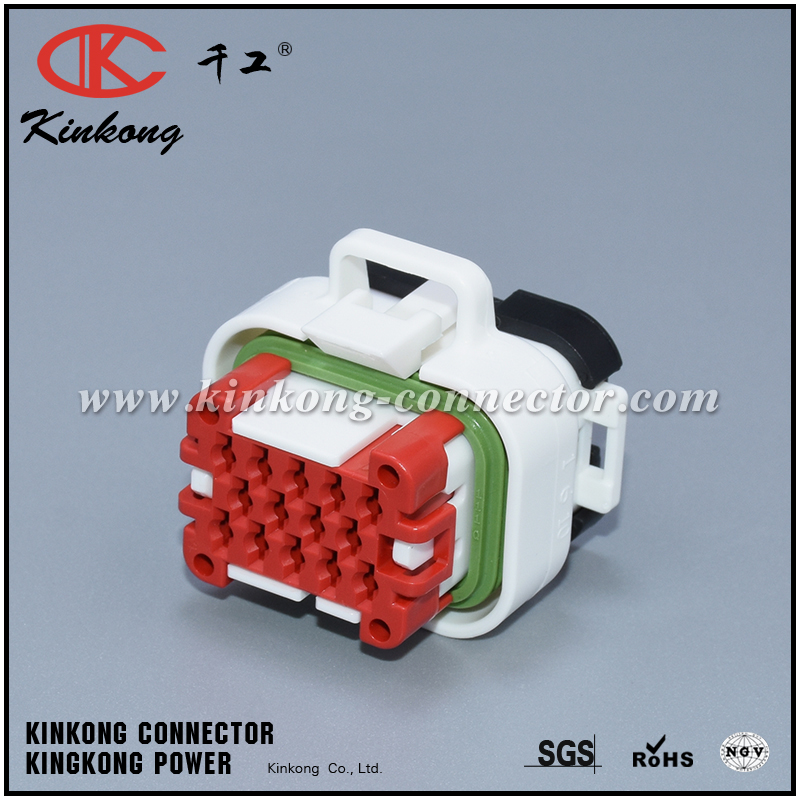 Corresponding Ampseal Connections For The Control Sense Functions Are