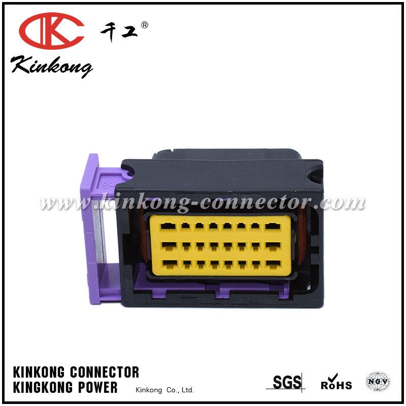 24 way ecu waterproof auto connector 211 pc249s0005