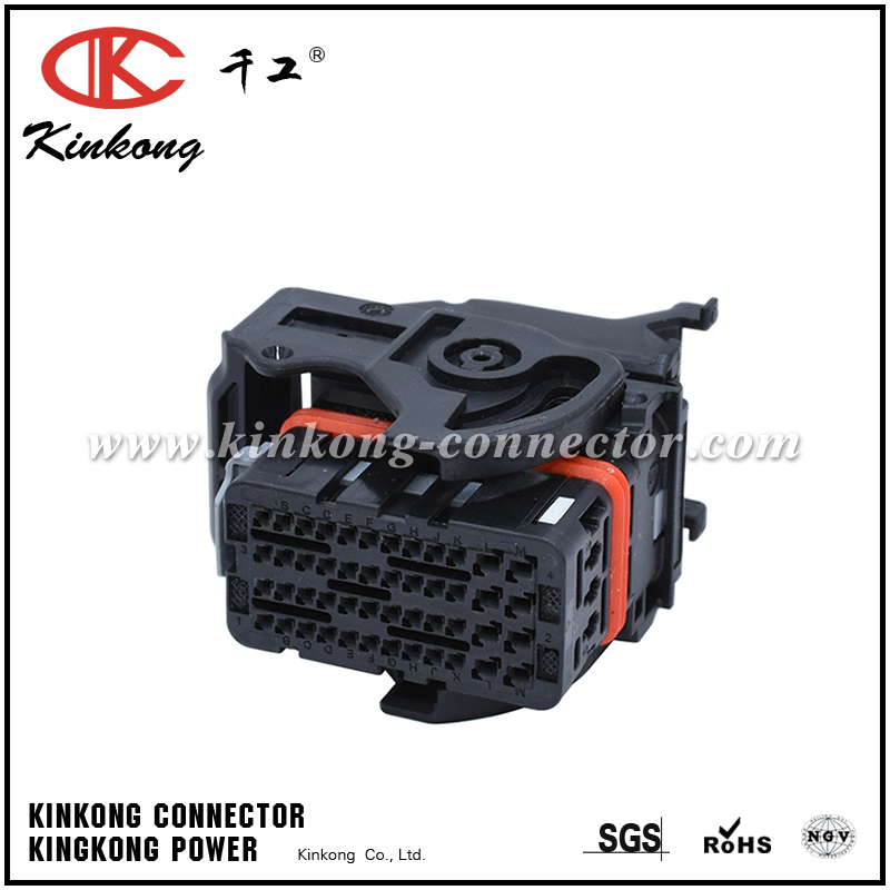 48 Pole CMC Receptacle Left Wire Output ECU connector 64320-1311 64319-1301  64325-1010 98650-3001 | Tt Auto Wiring Harness Connectors 1311 |  | Wenzhou Kinkong Auto Parts Co., Ltd.