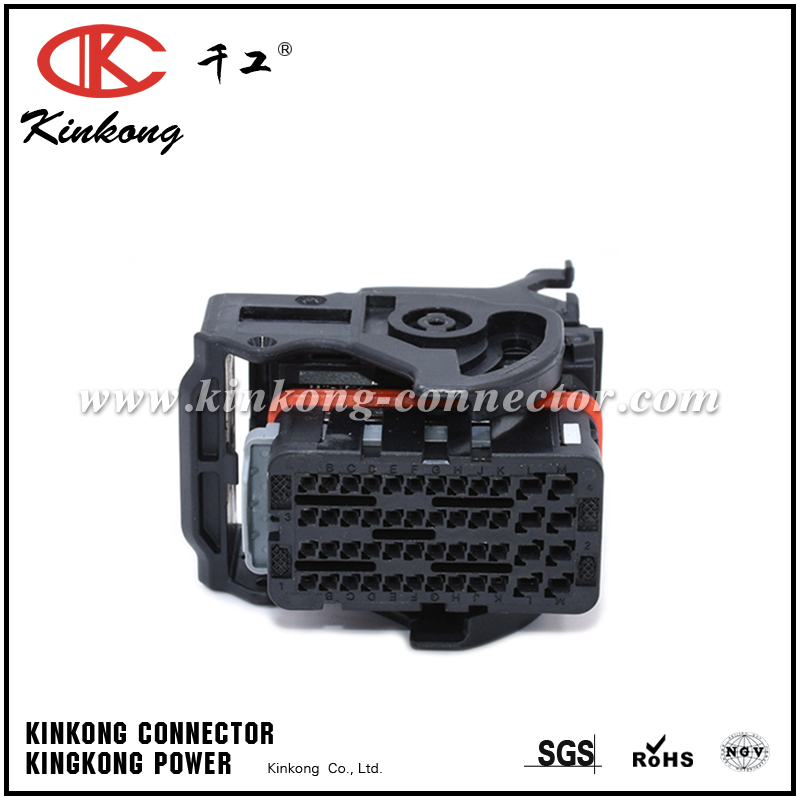 48 pole cmc receptacle left wire output ecu connector 64320 1311 Auto Wiring Harness Kits