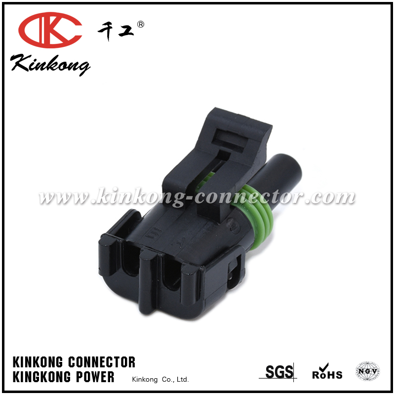 2 way female wire connectors for GM 12015792