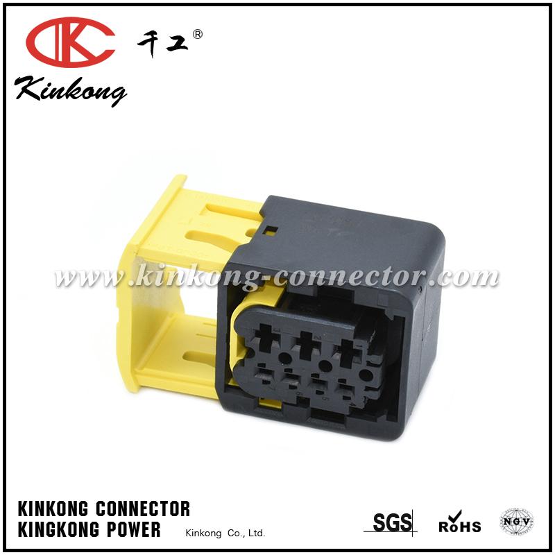 7 way female waterproof wire connectors 1-1418480-1