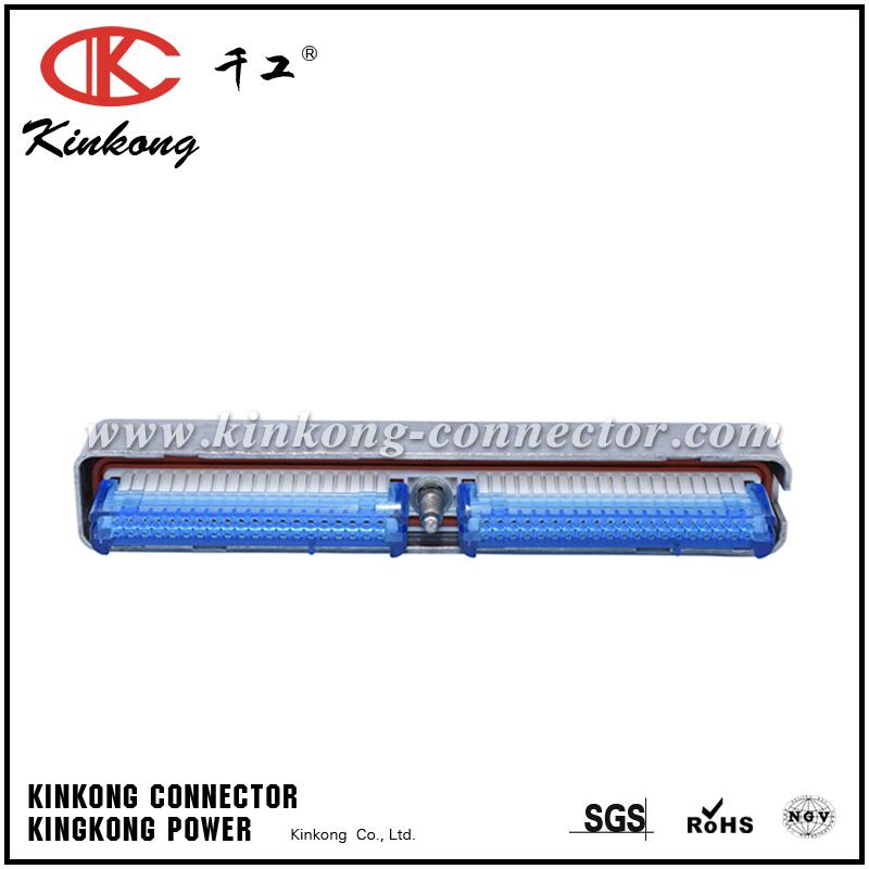 80 Pin Pcm Ecm Connector Kit C1 Blue For Camaro Firebird Corvette Gm