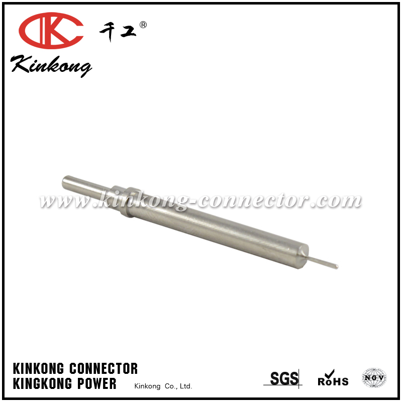 pin extended size 12 nickel 0460