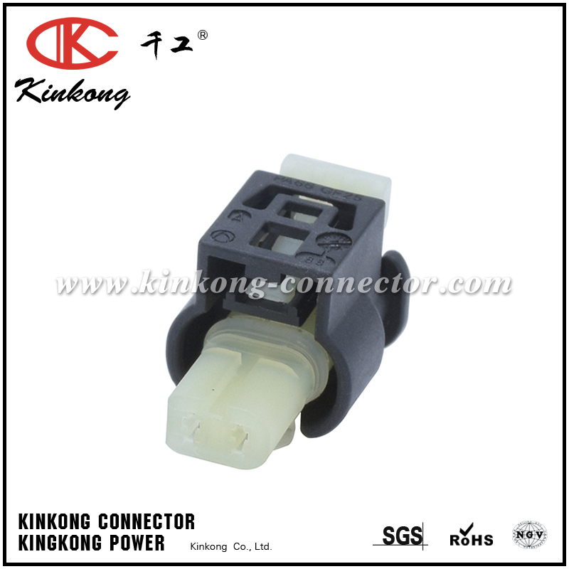Admirable 2 Pole Female Housing Wiring Connector 805 120 522 Wiring Cloud Pimpapsuggs Outletorg