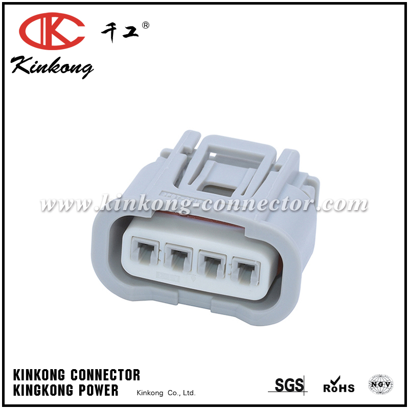90980-12A29 4 way female automobile connector CKK7041G-2.2-21