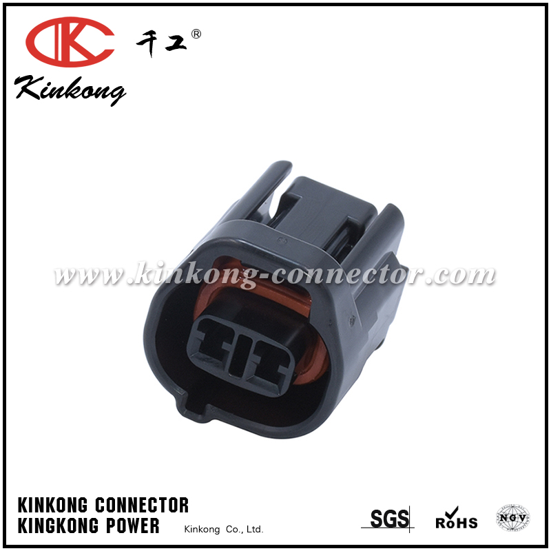 90980-12D34 2 ways female electriacl connector