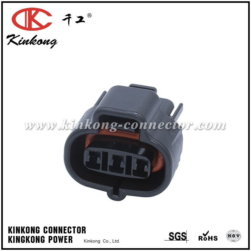 90980-12636 3 pole female wire connector