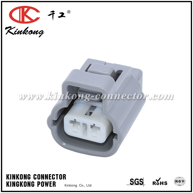 2 pole female wire connector For TOYOTA VITZ SCP10 models