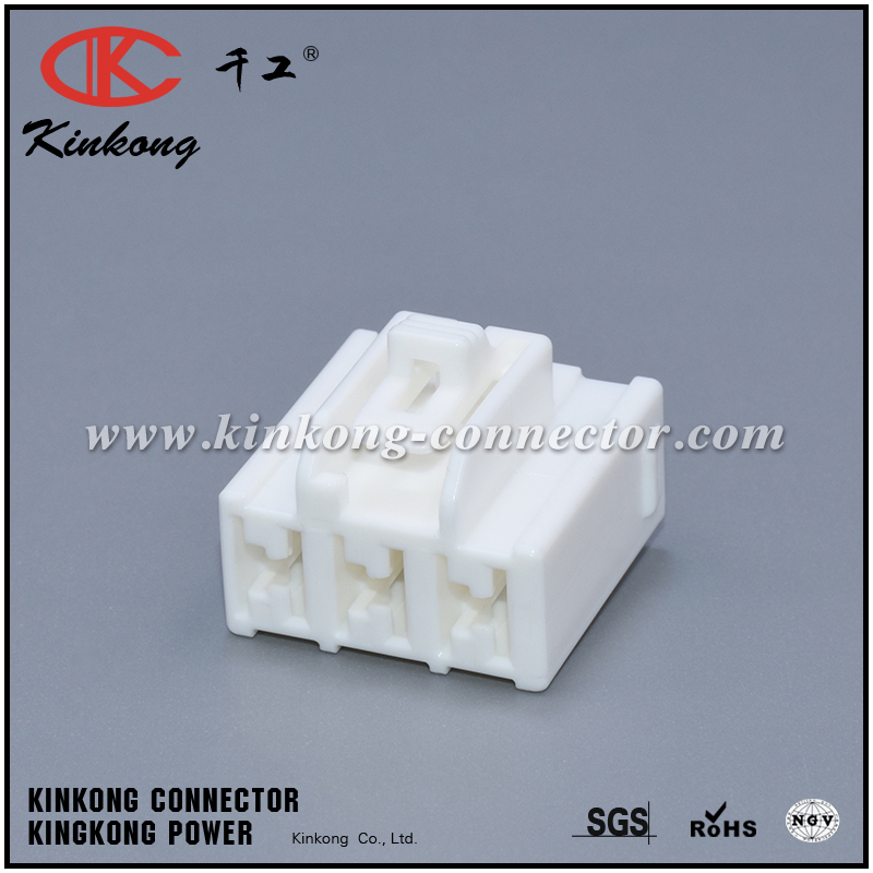 90980-12B25 3 hole female socket housing
