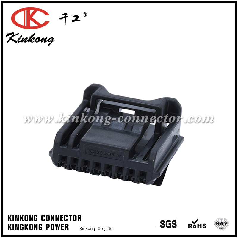 90980-12550 8 pole female Coupler of intelligent parking assist (IPA) switch