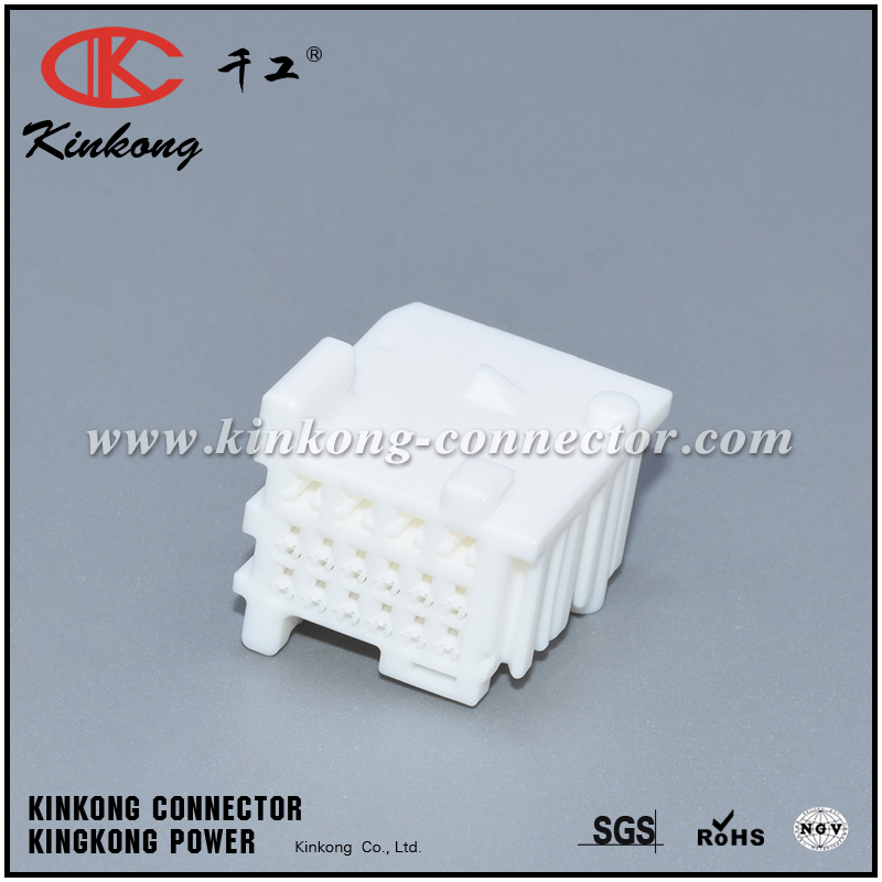 90980-12945 16 way receptacle crimp connector