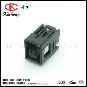 7283-6078-30 2 pin Female electrical automotive connector CKK7022-0.6-21