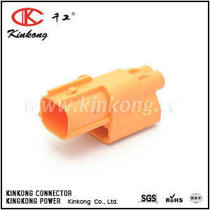 Male 2 pin waterproof electrical auto temperature sensor connector CKK7021C-1.2-11