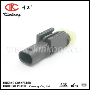 872-863-562 2 Pin Male Automotive connector CKK7022H-1.0-11