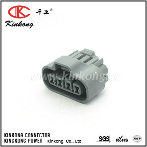 4 hole female automotive electrical connectors CKK7046D-2.2-21