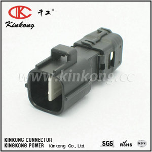 6188-0472 4 pin male automotive electrical connectors CKK7046Y-2.2-11