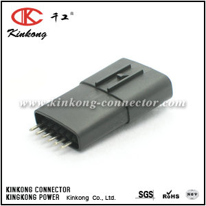 6 way accelerator pedal automotive connector CKK7061A-0.6-11