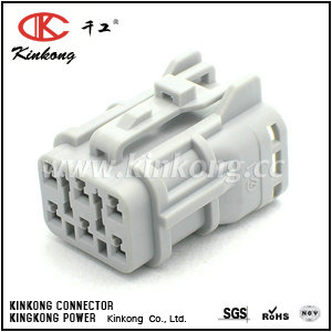 7123-7464-40 6 way female automotive connector  CKK7061-1.8-21