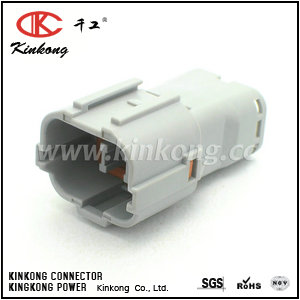 7222-7464-40 6 pin male waterproof electrical connectors CKK7061-1.8-11
