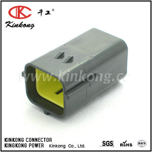 174264-2 6 pin male Gearbox connectors CKK7061A-1.8-11