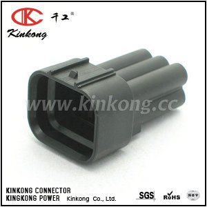 6 pin male waterproof electrical connectors CKK7062-2.0-11