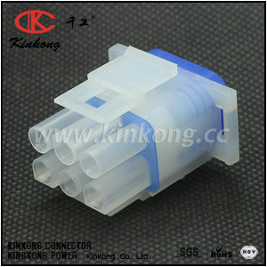 6 pin male waterproof mold automotive electrical connectors  CKK3061-2.1-21