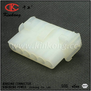 6 hole male waterproof car connectors  CKK3061A-2.1-11