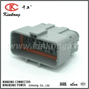 10 pole male waterproof electrical connector  CKK7101-6.5-11