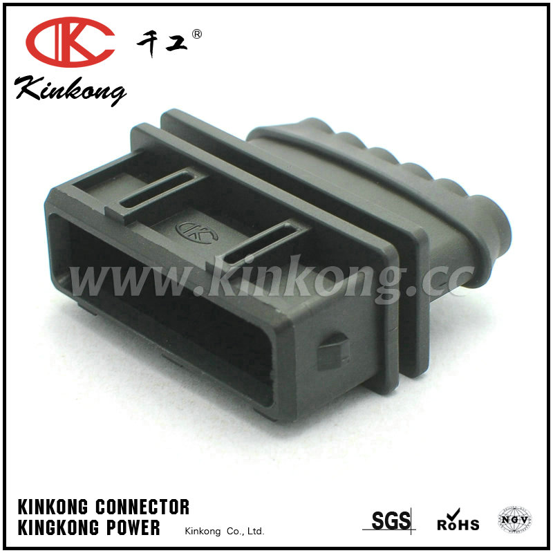 6 way auto electric plastic connector plug for VW,AUDI  CKK7061-3.5-11