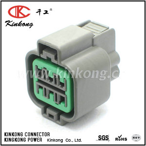6 way female Bieed Connector for FUSO CKK7065A-2.3-21
