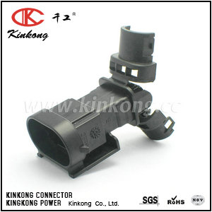 211PL063S0003 6  6 pole male waterproof automotive electrical connectors  CKK7061-2.5-11