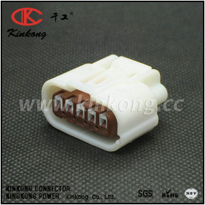 5 pin female automotive electrical connectors  CKK7051A-1.2-21
