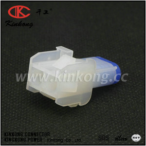2 hole male waterproof electrical connectors CKK3021-2.1-11