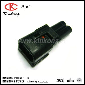 2 pin waterproof cable connector  CKK7022A-2.0-11