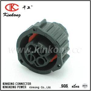2 hole female automotive wire connectors CKK3022C-2.5-21