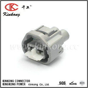 2 hole female electrical wire connector CKK7024-4.8-21